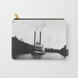 The Steamboat St. Lucie - Florida - Circa 1890 Carry-All Pouch
