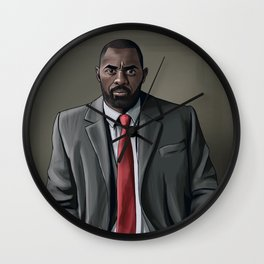 Luther Wall Clock