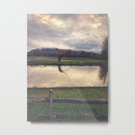 Causeless Happiness Metal Print