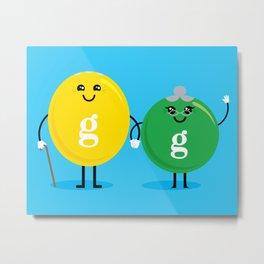 G&G's Metal Print