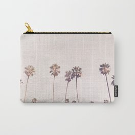 Sunny Cali Palm Trees Carry-All Pouch