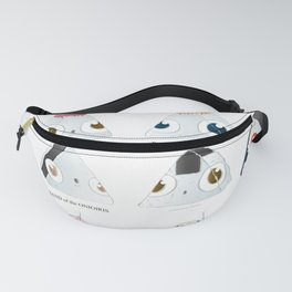 BAND of the ONIGIRIS Fanny Pack