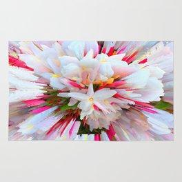 Flowers of  Pure Love Essence Rug