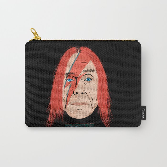 Iggy Stardust Carry-All Pouch