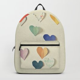 Paper Hearts Backpack