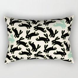Bunny Honey Rectangular Pillow