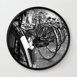 Amsterdam Wall Clock