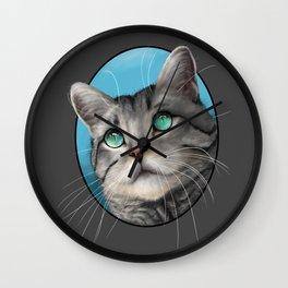 Hyperion Wall Clock