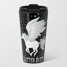 Glitter Butt! Travel Mug