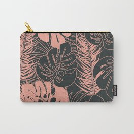 Tropical pattern 034 Carry-All Pouch