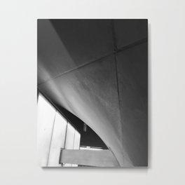Light Curves Metal Print