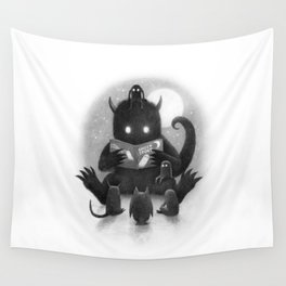 Story Time Wall Tapestry