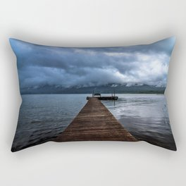 Lake Quinault Rectangular Pillow