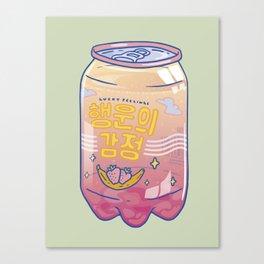 Lucky Feelings Canvas Print