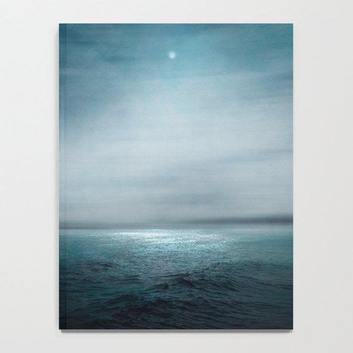 Sea Under Moonlight Notebook