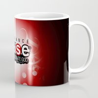 scripture Mugs featuring Bible Scripture by Azeez Olayinka Gloriousclick