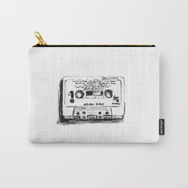 90's Series Cassette Tape #4 Carry-All Pouch