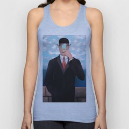 Son of Woman  Unisex Tank Top