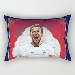 player Goal v2 Rectangular Pillow
