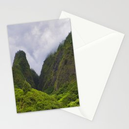The Iao Needle Stationery Cards