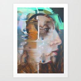 DAUGHTERS OF NYX #18 Art Print