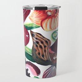 Orchid Cafe Travel Mug