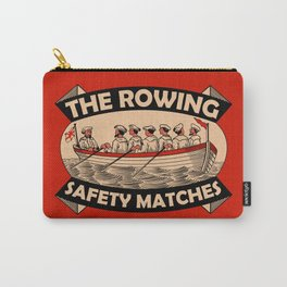 The Rowing Safety Match Carry-All Pouch