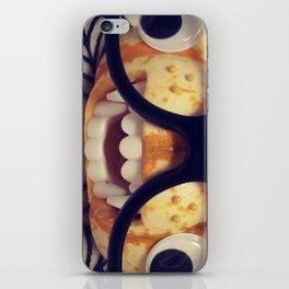 Pumpkin Spice. iPhone Skin