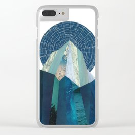 Olympus Rising Clear iPhone Case