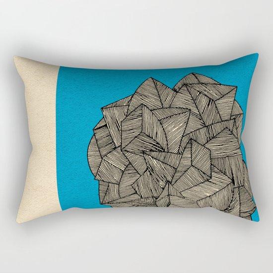 - boat - Rectangular Pillow