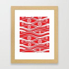 Pattern 108 Framed Art Print