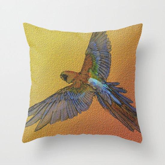 wildlife 1 Throw Pillow