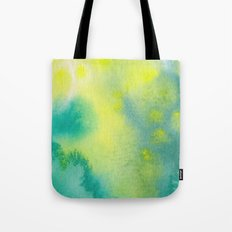 Water and color 10 Tote Bag