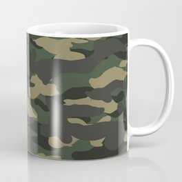 Camo Kaffeebecher