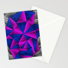 smell the colour 11 Stationery Cards