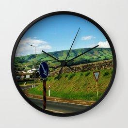 Love's Here Wall Clock