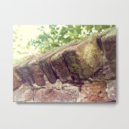 Old bricks Metal Print