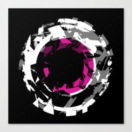 'UNTITLED #07' Canvas Print