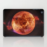 charli xcx iPad Cases featuring Gravity Levels: Red Planet by Sitchko Igor