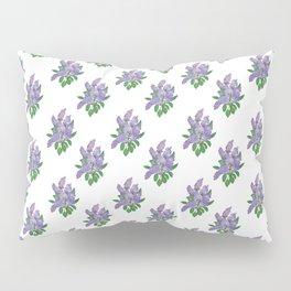 Lilacs: Syringa Pillow Sham