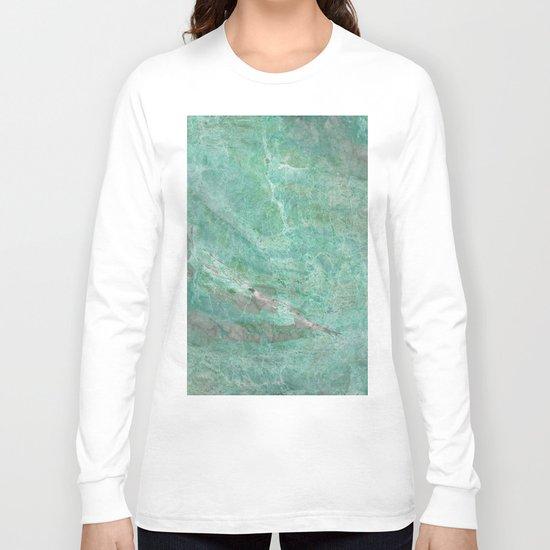 Alfetta verde - turquoise stone Long Sleeve T-shirt