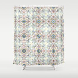 Star Clouds Shower Curtain