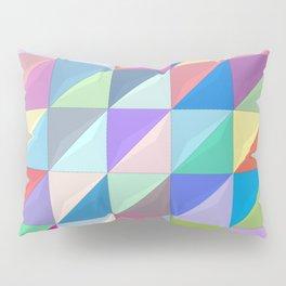 Geometric Shapes I Pillow Sham