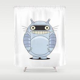My Neighbor Bendoro. Shower Curtain