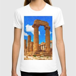 Sicily, Agrigento and the Valley of the Temples T-shirt