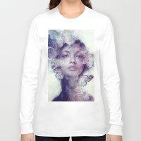 human Long Sleeve T-shirts featuring Adorn by Anna Dittmann