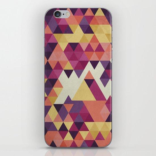 Geometri III iPhone & iPod Skin