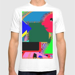 The man at the piano T-shirt