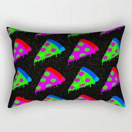 Pizza Invasion Rectangular Pillow