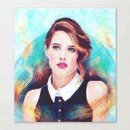 Robin Canvas Print